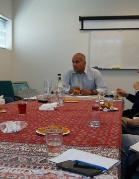 Professor Ahmad's discussion on legal reasoning in medieval Islam