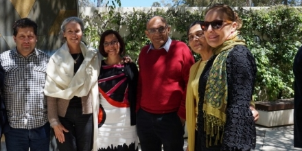 Students of Arabic, Persian and Turkish end-of -year  lunch