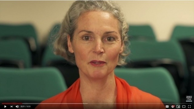 Arabic at ANU - a video with France Meyer