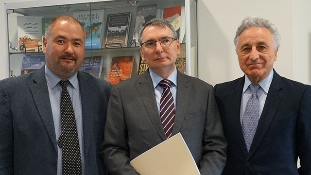 'Russia in Asia and the World: A Symposium dedicated to Yevgeny Primakov' at CAIS