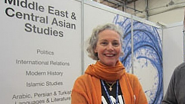 Middle East & Central Asian Studies at ANU Open Day