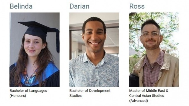 Why take Middle Eastern & Central Asian Studies? Hear from our students...