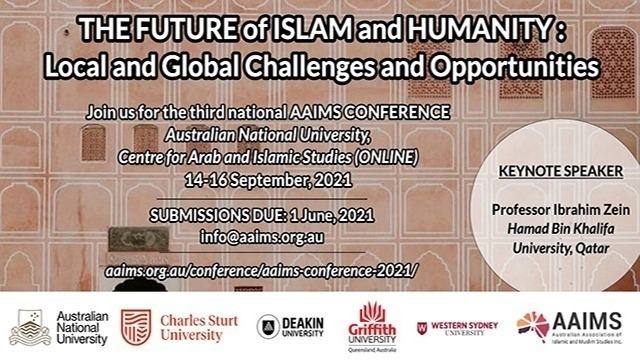 AAIMS Conference 'The Future of Islam and Humanity: Local and Global Challenges and Opportunities'