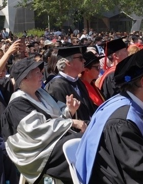 Congratulations to all CAIS students graduating this week