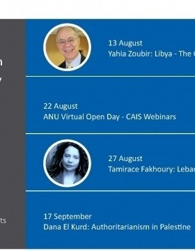 Upcoming CAIS events