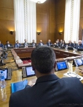 Syria's Political Peace Process: Obstacles and Challenges