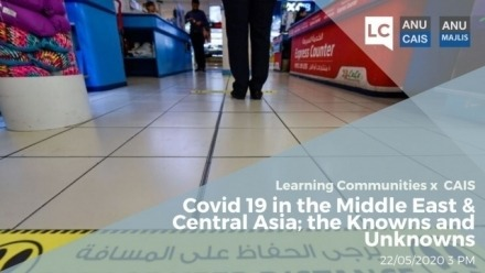 Covid-19 in the Middle East & Central Asia; the Knowns and Unknowns