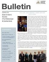 CAIS Bulletin Vol 25 No 1