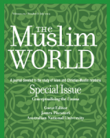 Conceptualising the Umma - Special Issue - The Muslim World
